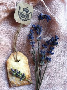 Lavender biscuits, aromatic, fresh, and floral just perfect for your tea.