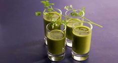 Your health drink is ready within 5 minutes.