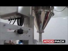 2KG Spice Packaging VFFS Machine - ATCOPACK