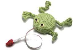 Measuring Frog Pattern