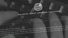 "A group calling itself the Islamic State Hacking Division this week posted online a purported list of names and contacts for Americans it refers to as ""targets,"" according to officials."