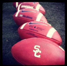 USC Trojans football!