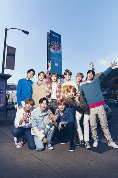 """NCTsmtown_127: (Eng) So crazy seeing our very own billboard in Los Angeles!! Thank you @AppleMusic for the support! (Kor) NCT 127 is on the streets of LA!! Our proud Czennies, thank you ~To the world!! -Jaehyuni "" "" Translation: Esmee @ FY! NCT..."