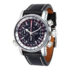 Dang that's a nice looking watch.  Glycine Men's Airman Limited Edition Chronograph Watch  featured in vente-privee.com