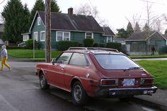 1979 Toyota Corolla SR5 Liftback.