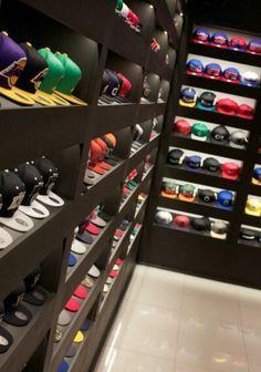 Snapback closet ♥