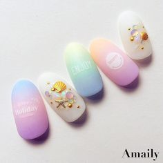 #Amaily#アメイリー #nails #nailart #nailstickers#nailstagram #nailswag #naildesign…
