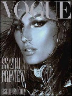 Vogue magazine covers - mylusciouslife.com - Gisele-Bundchen-Covers-Vogue-Italia-SS-Preview-December-2010.jpg