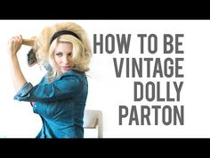 VIDEO // DOLLY PARTON HALLOWEEN COSTUME                                                                                                                                                      More                                                                                                                                                                                 More