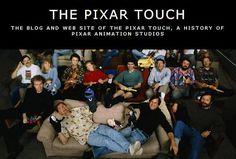Pixar story rules