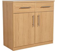 Buy HOME Anderson 2 Door 2 Drawer Sideboard - Oak Effect at Argos.co.uk, visit Argos.co.uk to shop online for Sideboards and dressers, Living room furniture, Home and garden
