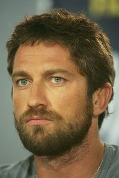 Gerry - Gerard Butler - I don't care how he pronounces his name, I love this guy - he has a great personality and certainly can act not to mention, he can sing, too - I may be 68, but I can still appreciate a special kind of person and he is one for sure... ;-)