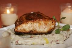 Spice and Brown Sugar Rubbed Salmon  http://cookingwithmelody.com/all-recipes/main-courses/spice-and-brown-sugar-rubbed-salmon/