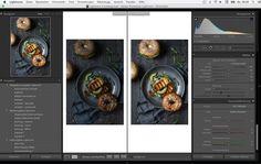 L'usage du « clair-obscur » en photographie culinaire. - Tamron France