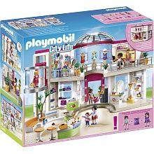 PLAYMOBIL - Shopping-Center mit Einrichtung - 5485