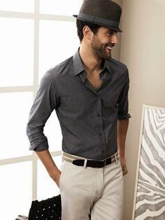The Look summertime! Go Stylish.. http://findgoodstoday.com/mensfashion