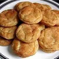 snickerdoodles a great old fashioned cookie recipe more snickerdoodles ...