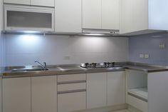 繽紛開放式廚房/系統櫥櫃
