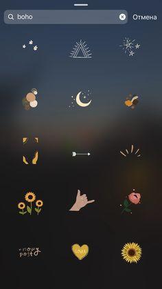 Instagram Emoji, Instagram Frame, Instagram And Snapchat, Instagram Blog, Instagram Posts, Creative Instagram Stories, Instagram Story Ideas, Cute Gifs, Whatsapp Tricks