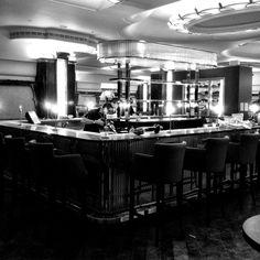 The MASH island bar