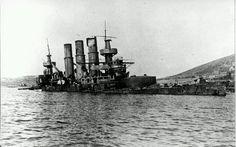 Retvisan sunk at Port Arthur.  Retvizan was a pre-dreadnought battleship built…