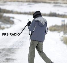 Militant at Oregon 2016 armed standoff uses FRS radio Portable Ham Radio, Off Grid Homestead, Survival Shelter, Water Storage, Radio Frequency, Off The Grid, Energy Technology, Electrical Engineering, Homestead Survival