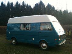Landrover Camper, Kombi Motorhome, Vw Camper, Campervan, Vw Lt, Van Camping, Car Travel, Van Life, Cool Cars