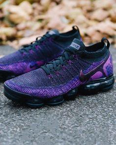 Nike Air Vapormax Flyknit 2 'Night Purple'