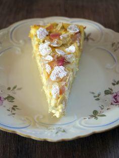 Vanilla Recipes, Rhubarb Recipes, Nutella Recipes, Funfetti Cupcake Recipe, Cupcake Recipes, Cupcake Birthday Cake, Cupcake Cakes, Rhubarb Cake, Funny Cake