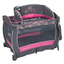 This  is THE play pen I want. The only thing I want to get new for her is a play pen and this is the one I've had my eyes on since I got pregnant