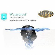 Original Waterproof U8S Sport U Watch Bluetooth Smart Wrist Sports Sale - Banggood.com