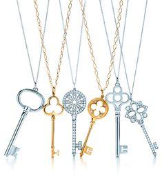 Tiffany Keys.