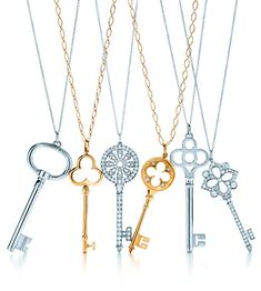 Pin 69102175502195541 Tiffany Keys