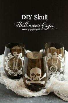 DIY Skull Themed Hal