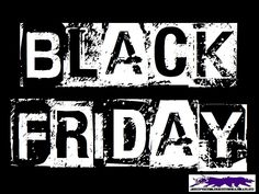 El Black Friday...¿Tiene relación con las acciones y el movimiento de la bolsa? Descubre como influyen los datos del Black Friday en la bolsa de Nueva York