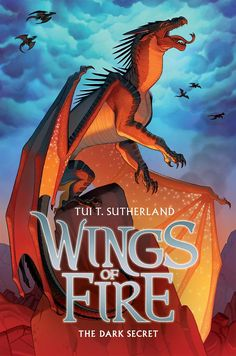 The Wings of Fire saga continues with a visit to the mysterious land of the NightWings, where Starflight must face a terrible choice — his home, or his friends?  http://www.scholastic.ca/titles/wingsoffire_thedarksecret/