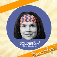 Bolder Band Headbands stay put so you won't have to -- working out inside or outside in the crisp air.