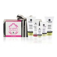 Beautiful LA CLINICA Christmas Gift Kits GREAT PRICE On Vacation Gift Kit - Special Christmas Gift Kits, Body Products, Usb Flash Drive, Student, Vacation, Beautiful, Vacations, Holidays Music, Holidays