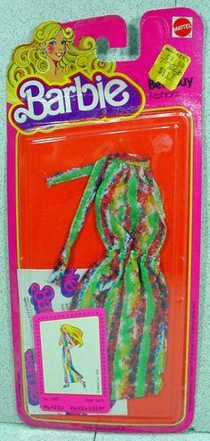 NRFP Mattel Barbie Best Buy Fashion from 1979!: RL002551: Removed