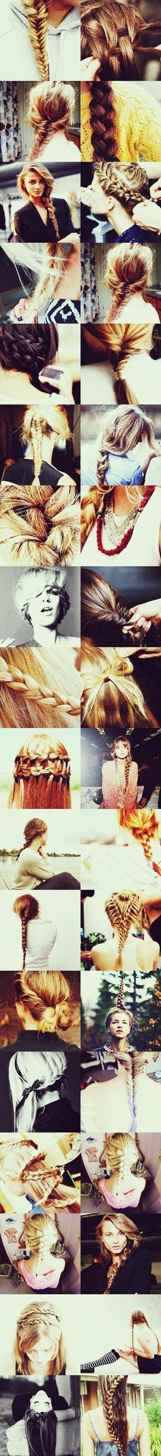 Holy fantastic braids!