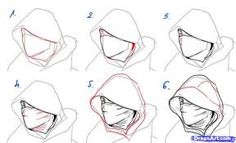 how to draw assassins - Google Search