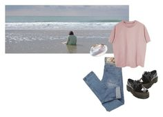 """""""it's gonna be fine.."""" by inteovertgirl on Polyvore featuring Cheap Monday and Dr. Martens"""