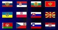 25 июня славяне всего мира (350 млн человек, основная часть населения Европы) отмечают День дружбы и единения славян