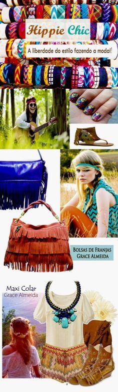 Hippie Chic: a liberdade do estilo fazendo moda. Clique na imagem para ler a matéria completa.