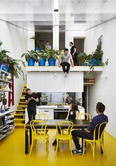 Live/Work, Austin Maynard Architects