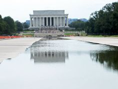 Lincoln Memorial in Washington D.C. - www.TourGuideToFun.com #lincolnmemorial #lincoln #washingtondc
