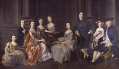 Henry Pickering - Portrait of a Family