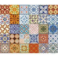 Concepção de Adesivo Azulejo Português Ladrilho 15 cm e preço http://ift.tt/2tC9Uea