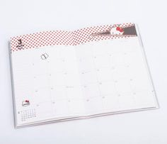 Muta x Hello Kitty 2013 Planner: Zipper