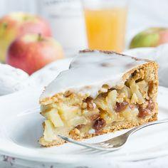 Klassiker: Gedeckter Apfelkuchen
